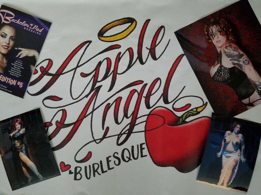 New 2016 Apple Angel Merchandise