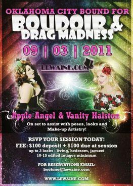 Apple Angel Vanity Halston ApplenAngel