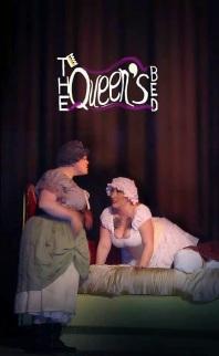 The Queen's Bed Apple Angel boobs ApplenAngel