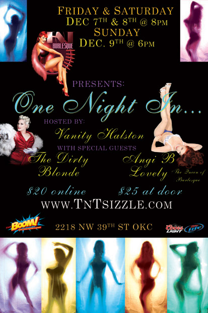 TnT Burlesque and Variety Troupe Apple Angel ApplenAngel