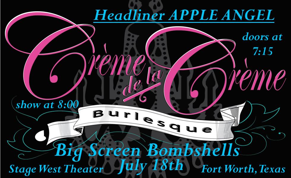 ApplenAngel Apple Angel boobs burlesque
