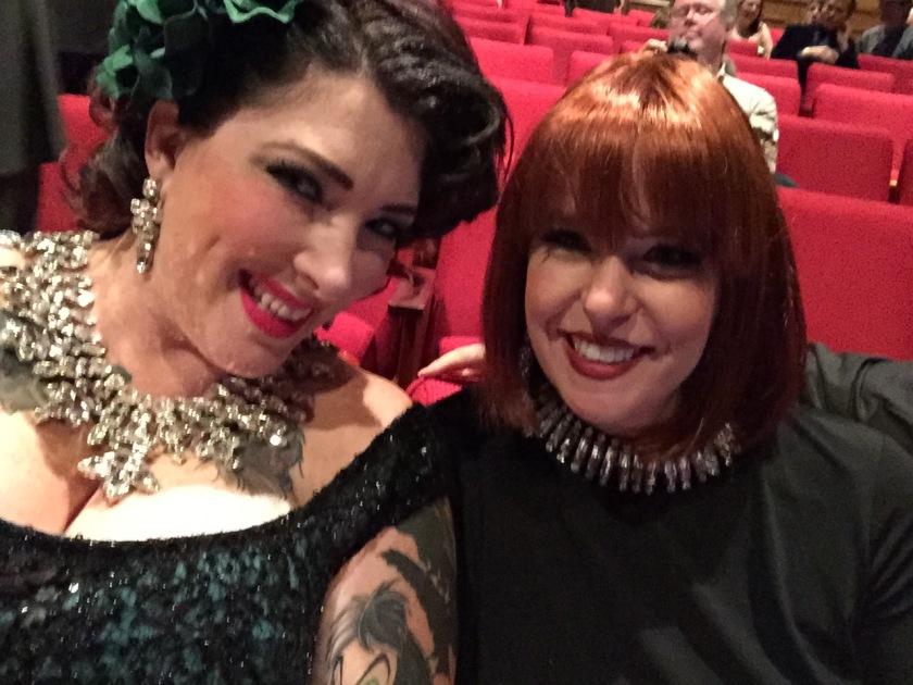 ApplenAngel Apple Angel BHoF Burlesque Hall of Fame Mimi