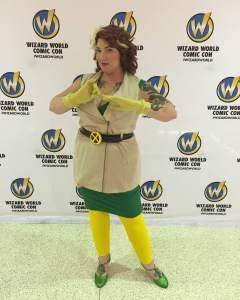 ApplenAngel Apple Angel Rogue Cosplay Oklahoma Model Tulsa Wizard World