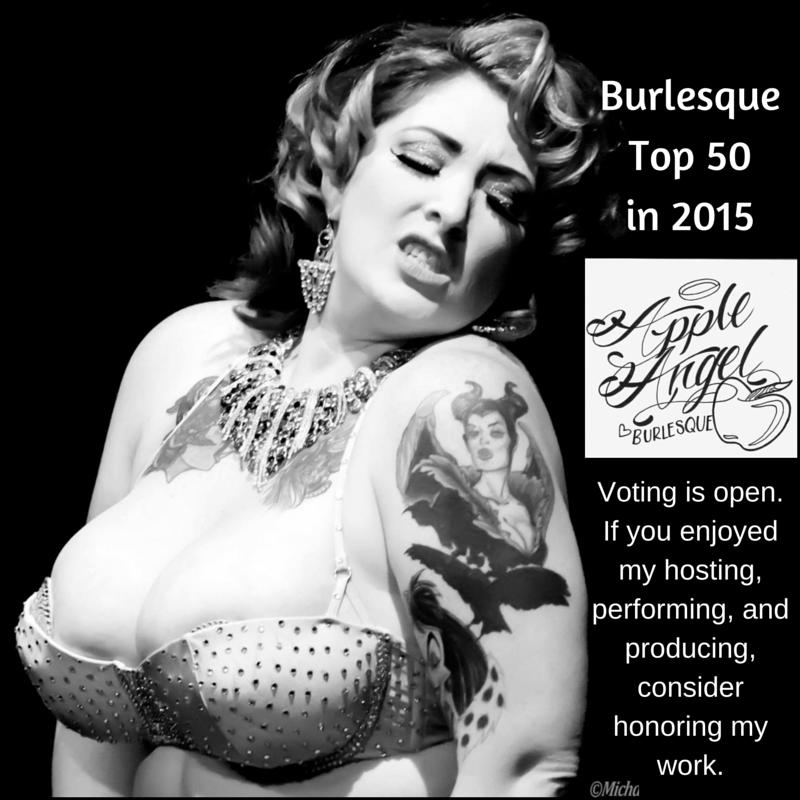 21st Century Burlesque Apple Angel ApplenAngel boobs Oklahoma