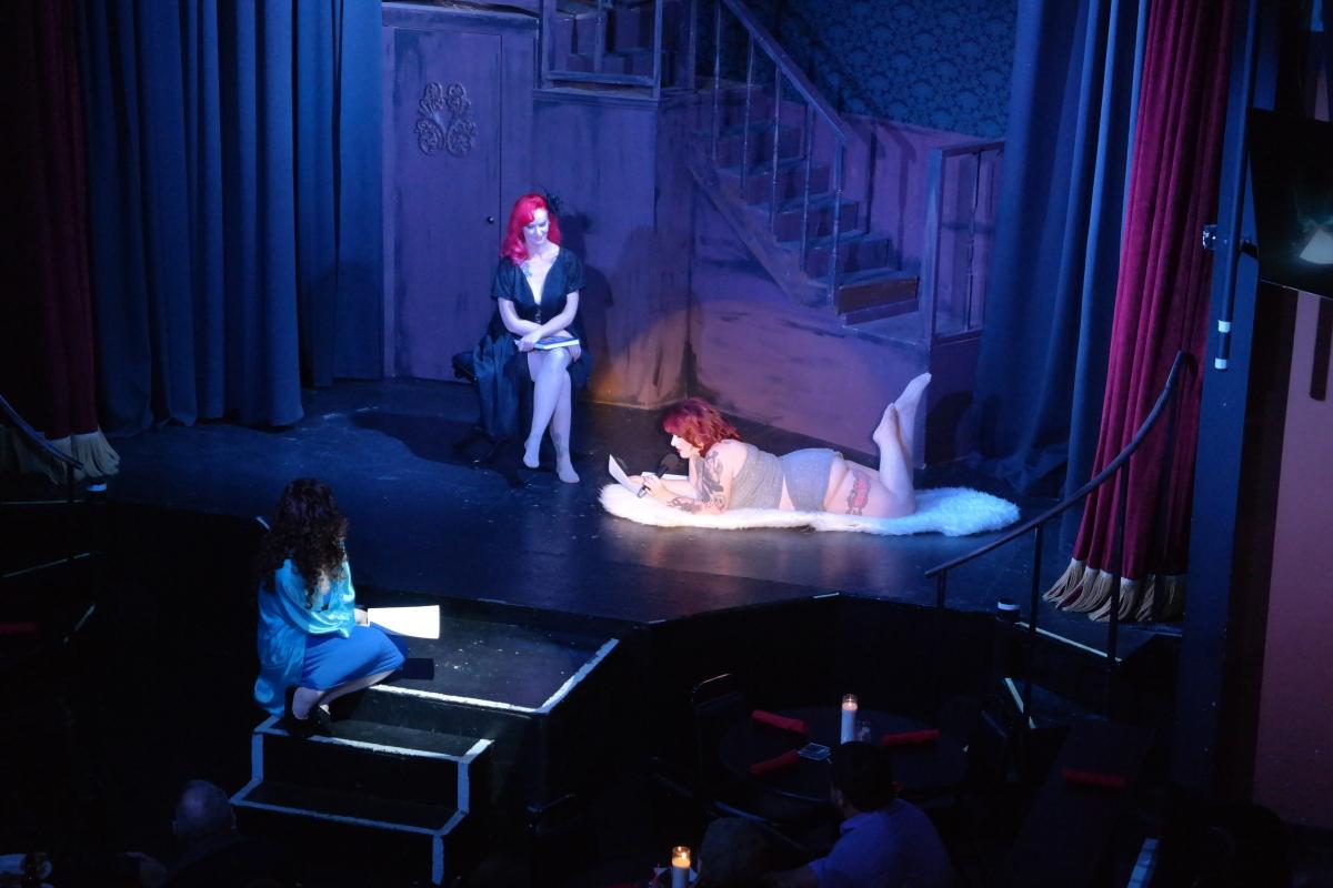 Apple Angel Applenangel Oklahoma Burlesque TnT Fraktured Fairy Tales