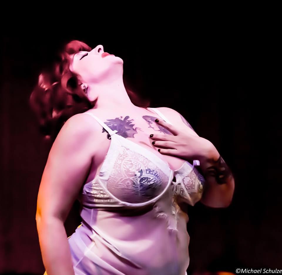 Apple Angel ApplenAngel burlesque Oklahoma City