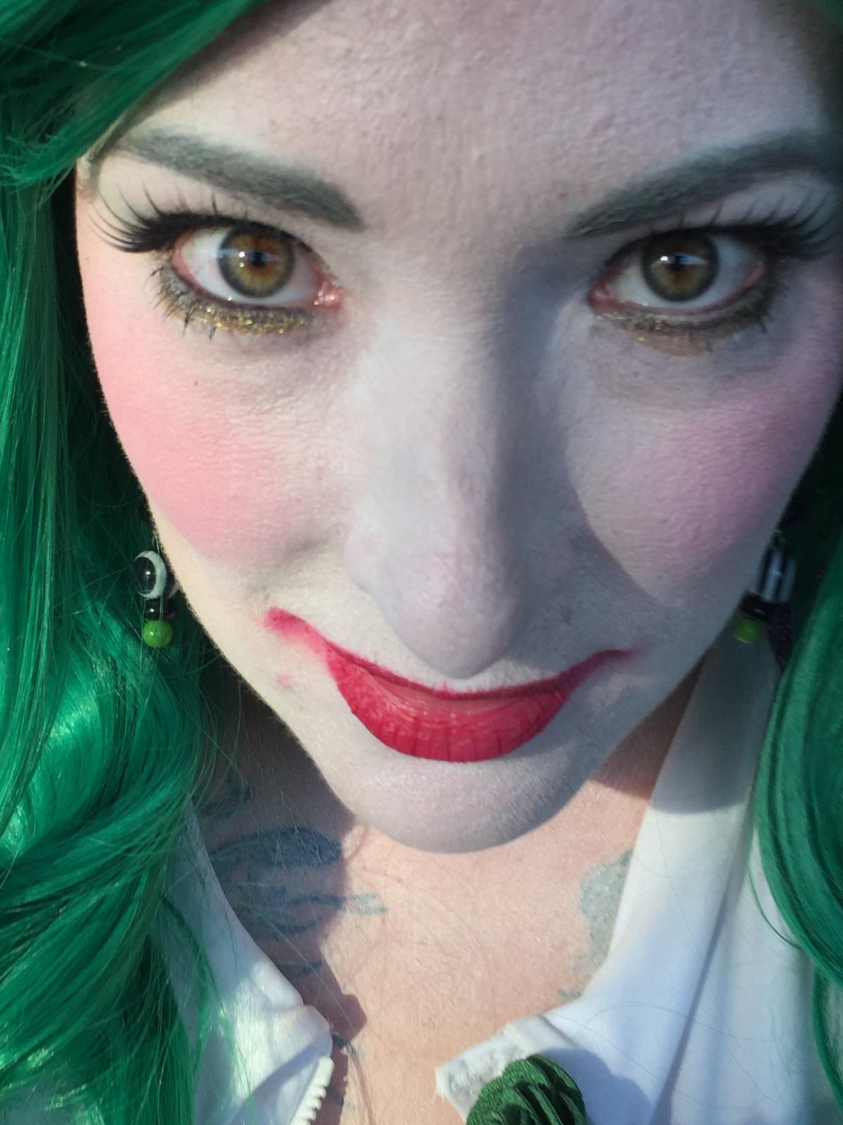 Apple Angel Cosplay Oklahoma City The Joker