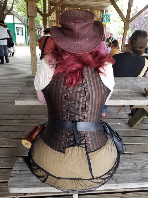 Another day another faire . ..