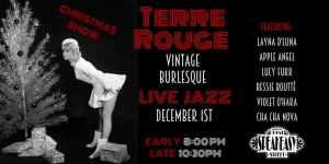 Apple Angel boobs Oklahoma ApplenAngel burlesque TerreRogue 51stStreetSpeakeasy OklahomaCity