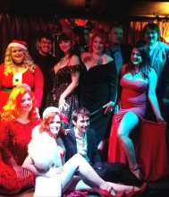 Christmas Show Terre Rouge Cast 2018