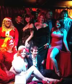 Christmas Show Terre Rouge Cast 2018